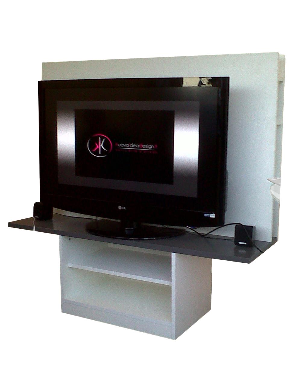 Porta TV Delta - Nuova Idea Design