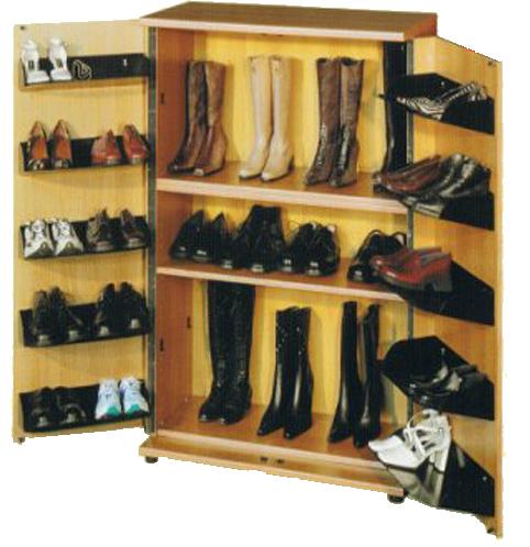 Porta scarpe e porta stivali la scarpiera giusta per le - Mobile per scarpe ...