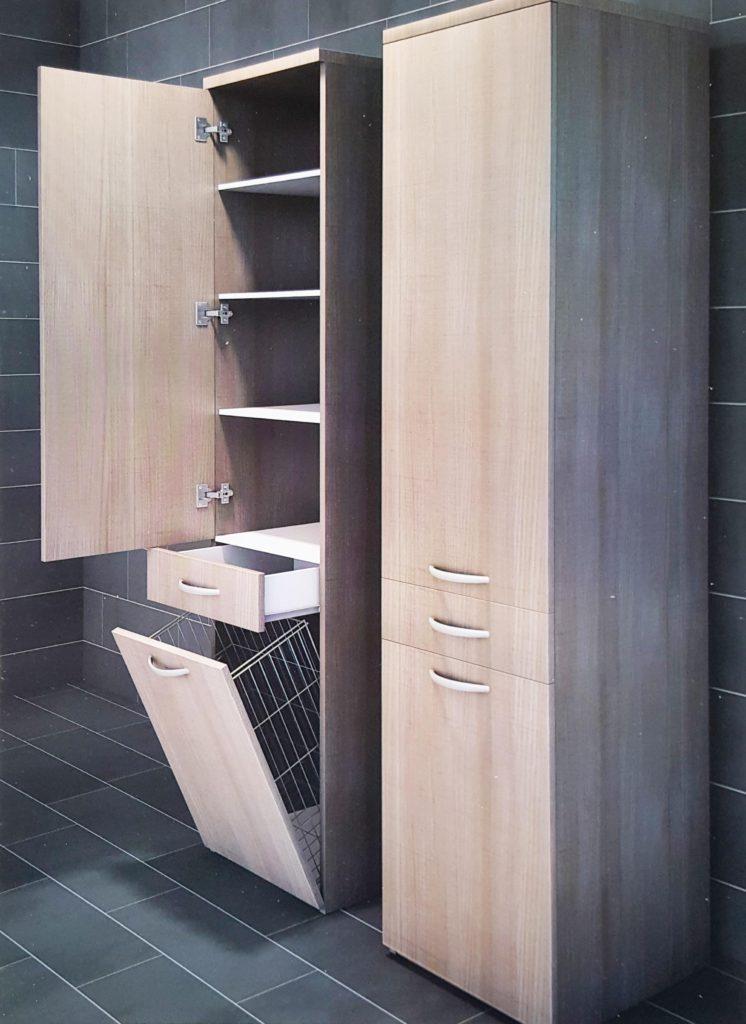 Mobili multiuso scarpiere, lavanderia, portascope, bagno