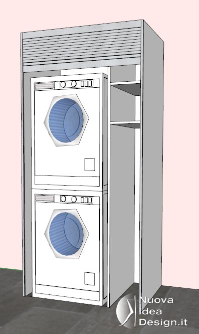 Mobili Beta - la soluzione per lavatrice e asciugatrice ...